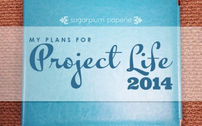 My Plans for Project Life | 2014